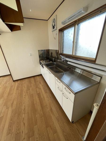 新品・キッチン
